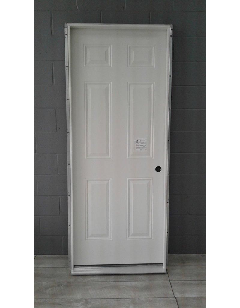 Brampton Fire-Rated Exterior Door with Steel Frame