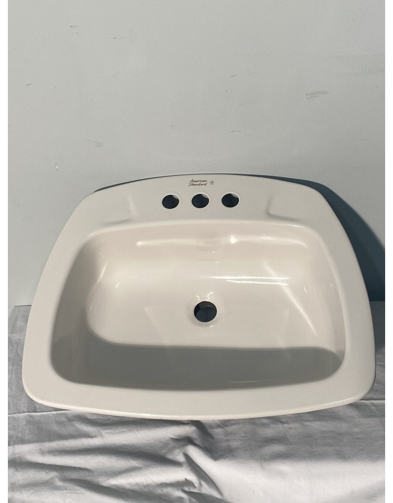 Woodbridge American Standard White Bathroom Sink