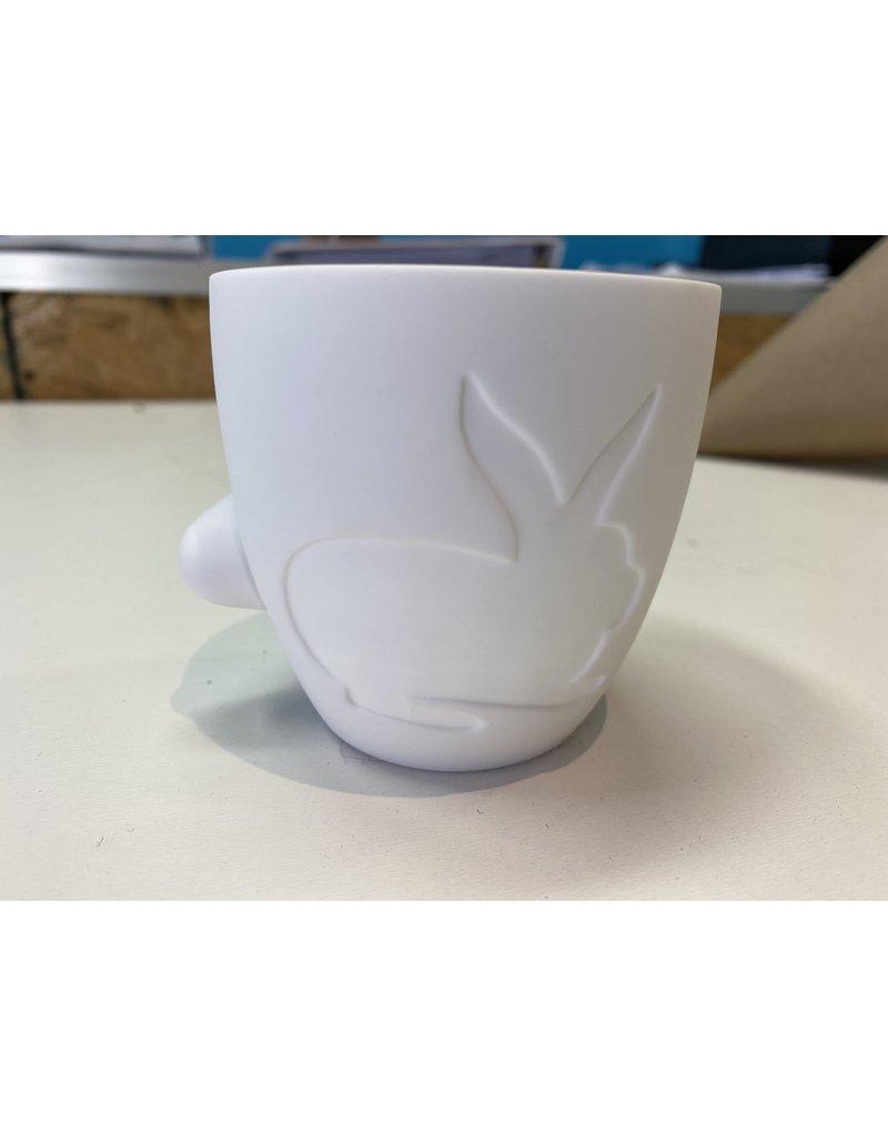 Woodbridge Bunny Candle Holder