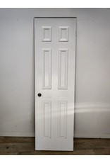 "Markham West 6 Panel Door (24"" x 80"")"