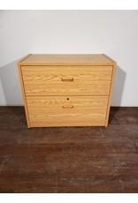 Woodbridge 2 Drawer Filing Cabinet