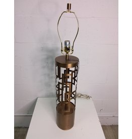 North York New  Brushed Bronze Style Designer Table Lamp