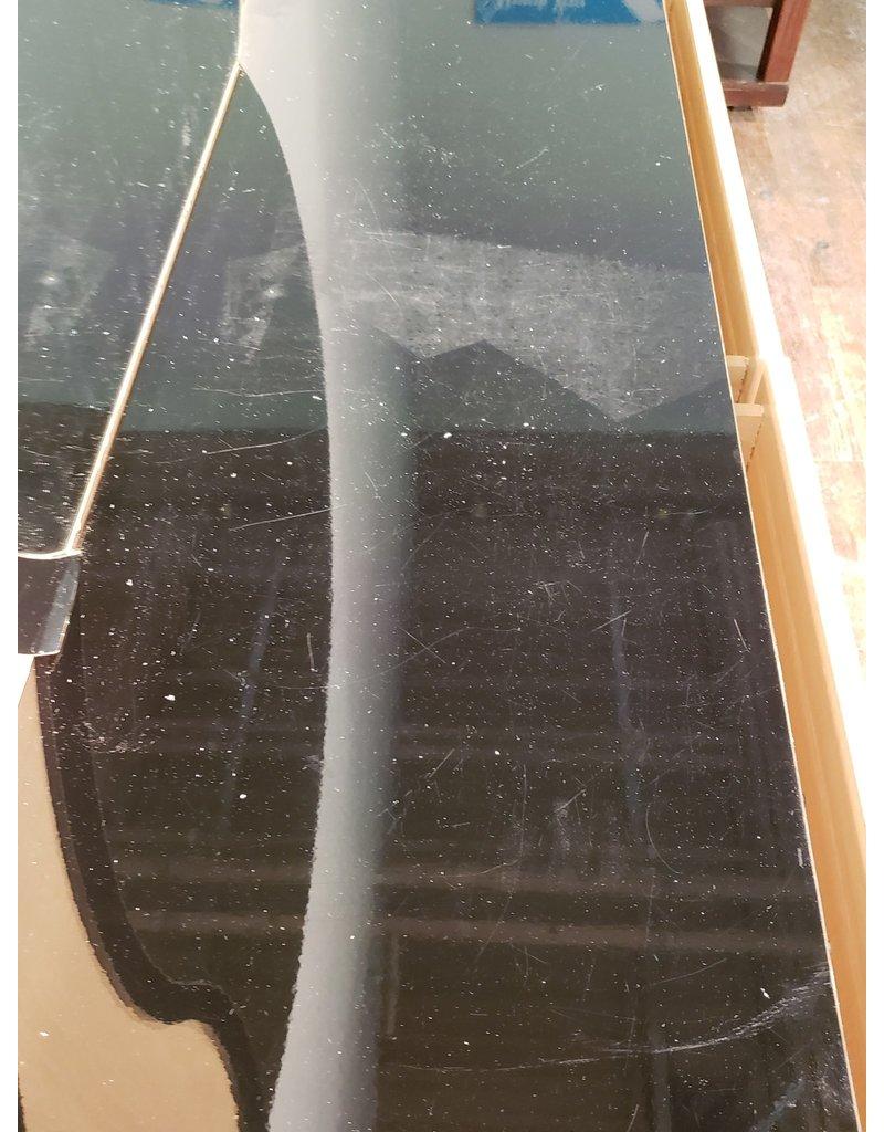 Woodbridge Black Top Dresser with Mirror