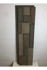 North York 4 panels Faux Stone