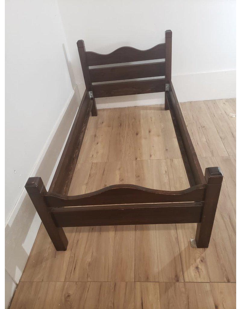 Oshawa Bed Frame Single
