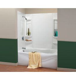 North York Maxx Wall Surround Tub Kit