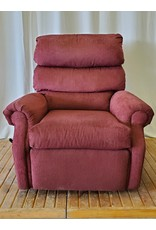 Scarborough Burgundy Recliner
