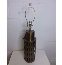 North York New Designer Brushed Bronze Style Table Lamp