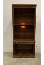 East York Book shelf with lower cupboard