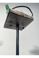 Woodbridge Black Square Design Pendant Light