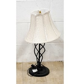 East York Wrought iron style lamp