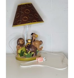 East York Animal themed table lamp