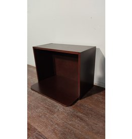 Woodbridge Chocolate Microwave Cabinet 24 x 17 5/8