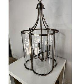 Markham West Glass Hanging Light