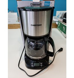 Woodbridge 12 Cup Programmable Coffee Maker