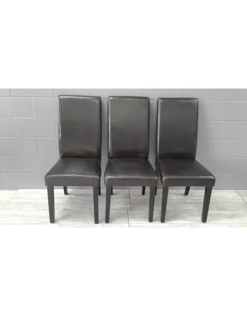 Brampton 3 Parsons Chairs