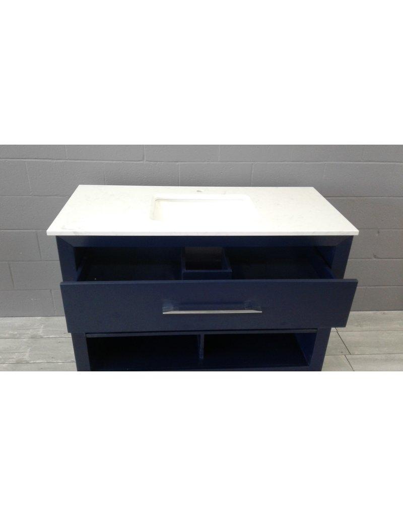 Brampton Blue Vanity