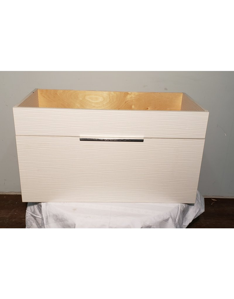 "Woodbridge 34.5"" Wall Mounted Vanity Cabinet"