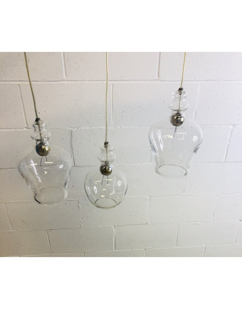 North York 3-Light Pendant Ceiling Fixture