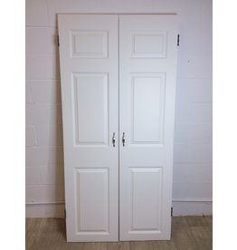 North York Double Closet Door Set