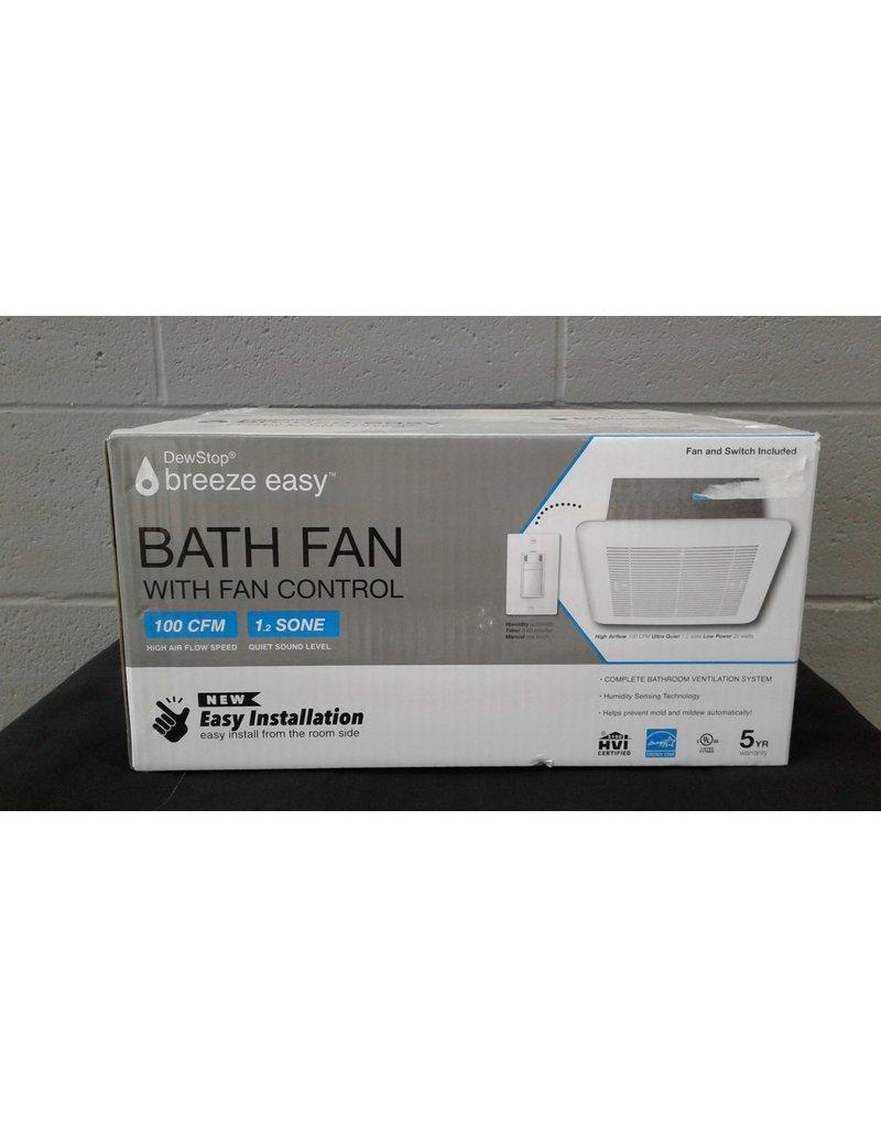 Brampton Bath Fan with Fan Control