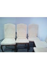 Etobicoke A Set of Six Dining Chairs