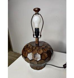 Markham West Textured Lamp Base