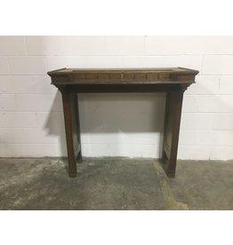 Etobicoke Solid Oak Standing Desk