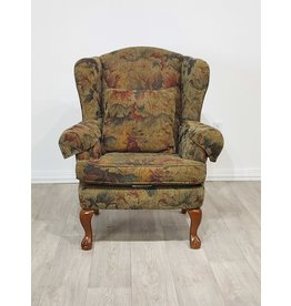 Newmarket Floral Accent Chair