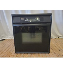 Scarborough Whirlpool Wall Oven - Black