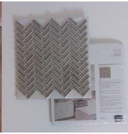 Vaughan Herringbone Mosaic Sheet Tile