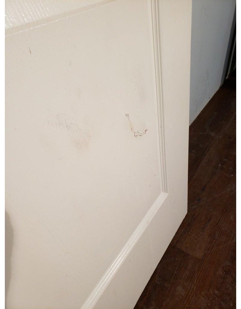 """Woodbridge 28""""×80"""" Arched 2-Panel Hollow Core Door"""