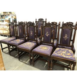 Etobicoke Dining Chairs, Set of 10