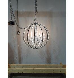 Etobicoke Modern Round Chandelier LED