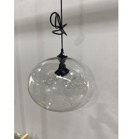 Etobicoke Modern Clear Glass Light