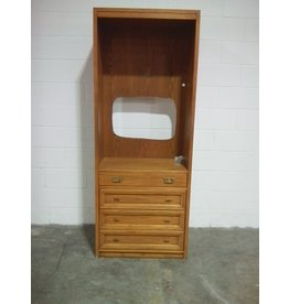 Etobicoke Wall Cabinet with Drawers