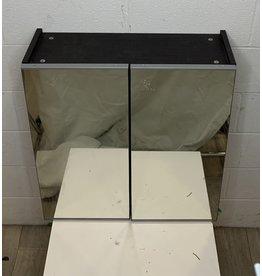 East York Ikea Medicine Cabinet with Mirrored Doors