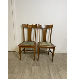 Studio District Wooden Chair Set