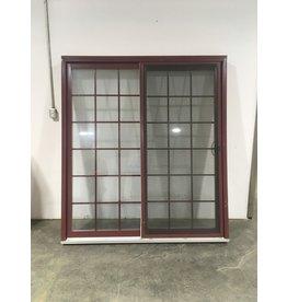 Etobicoke Northern Comfort Window (Red/White)