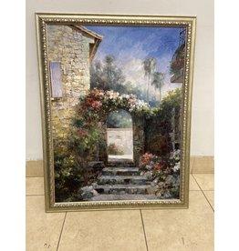 Etobicoke Print Garden Wall