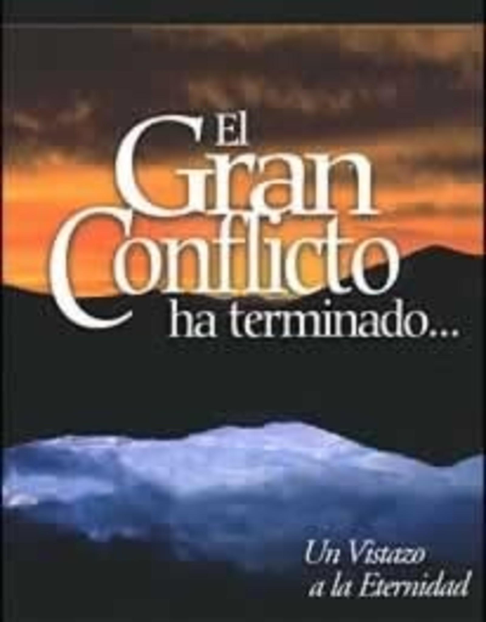 Ellen G.White El Gran Conflicto ha terminado...