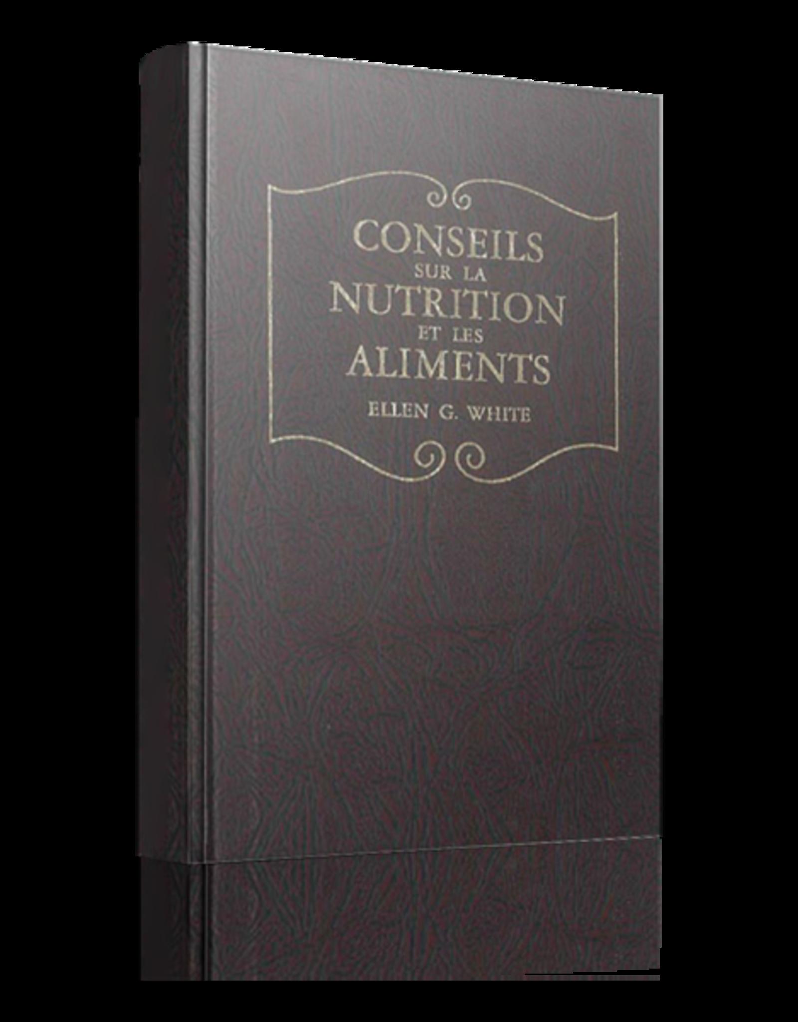 Ellen G.White Conseils sur la nutrition et les aliments