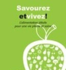 Don Hall Savourez et vivez (couverture souple)