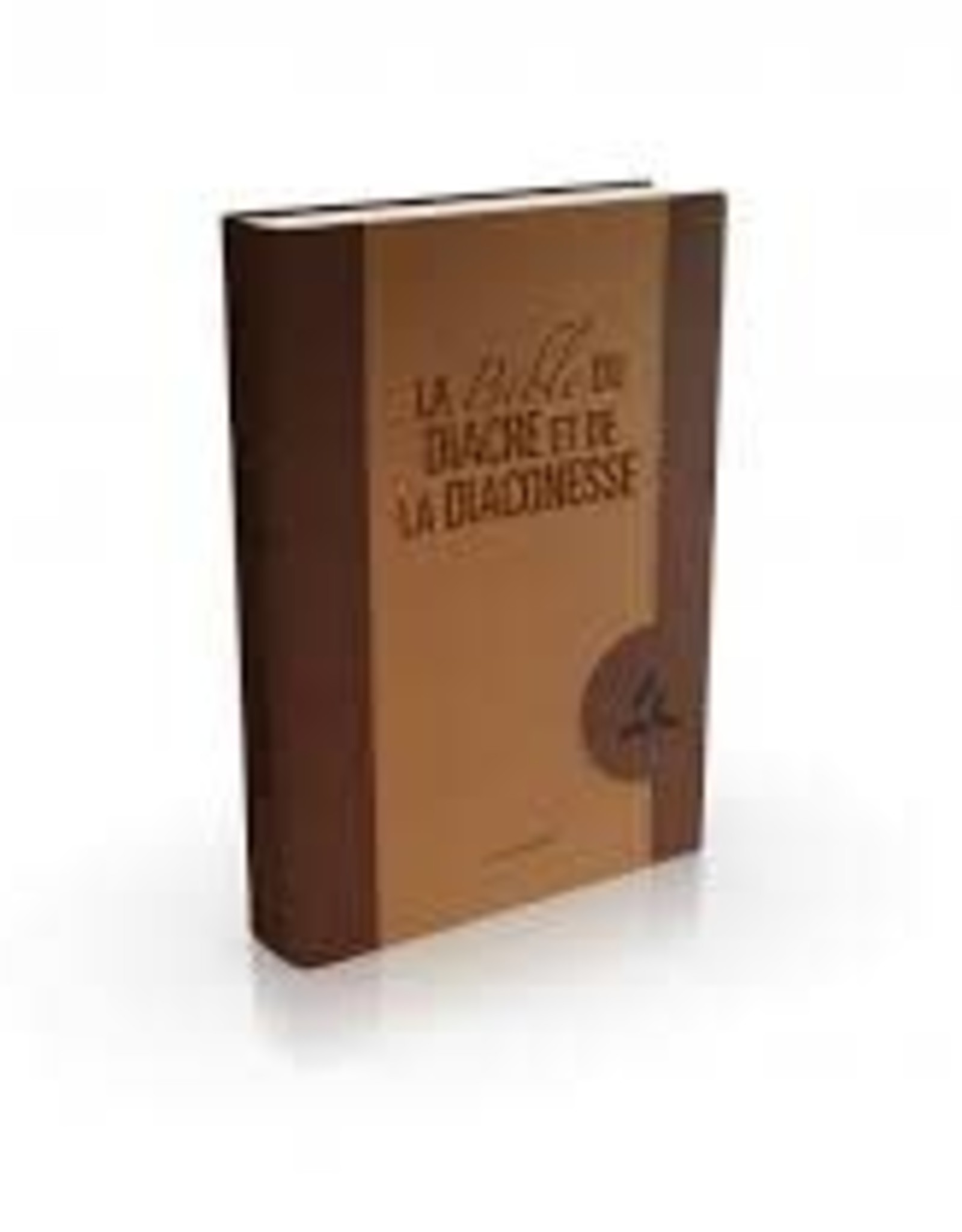 Louis Second La Bible du diacre et de la diaconesse (en cuir)