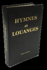 Edition avec musique Hymnes et Louanges avec notes