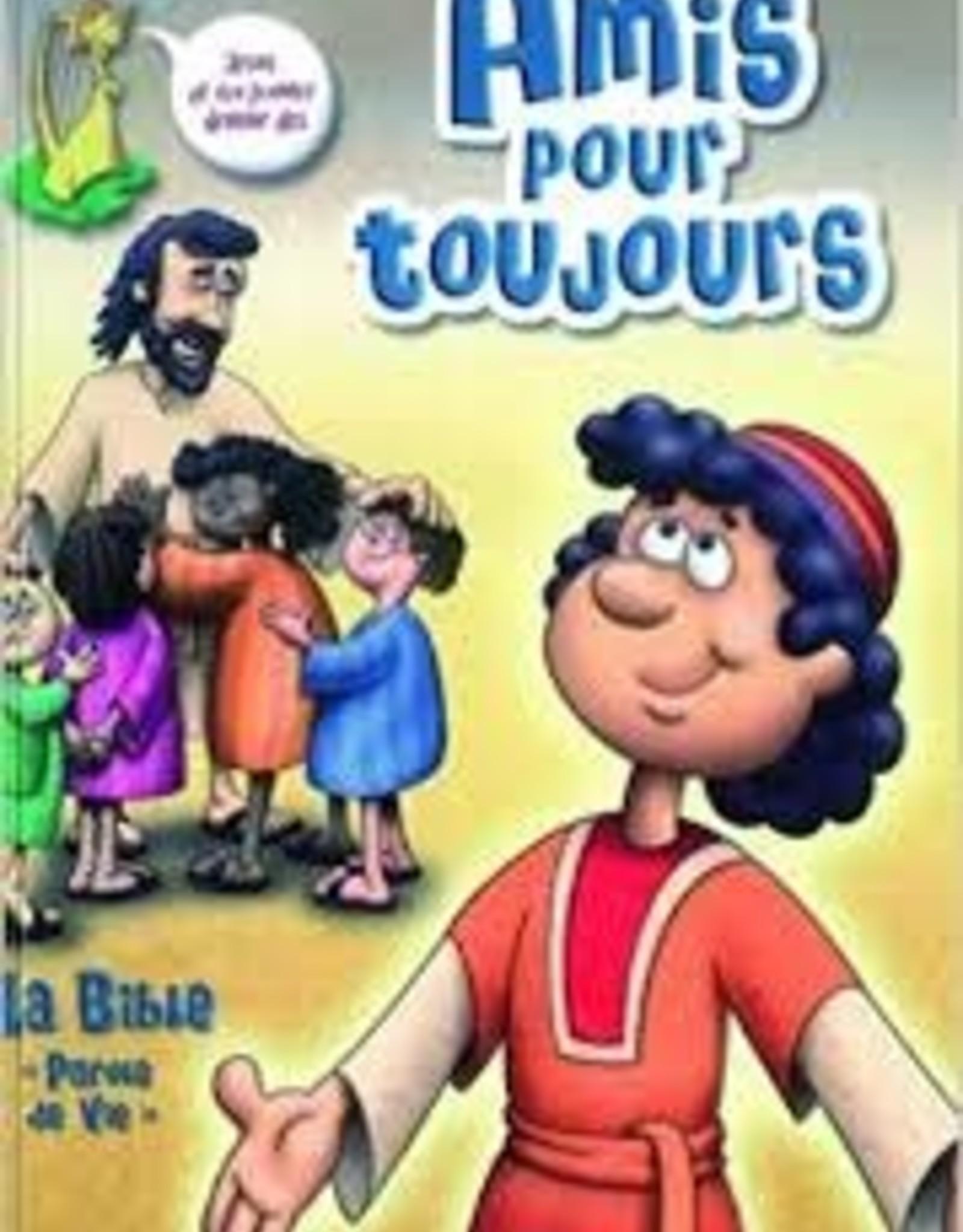 La Bible Amis pour toujours (La Bible pour enfants)