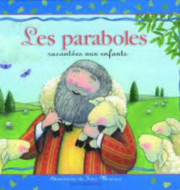 Trace Moroney Les paraboles racontés aux enfants