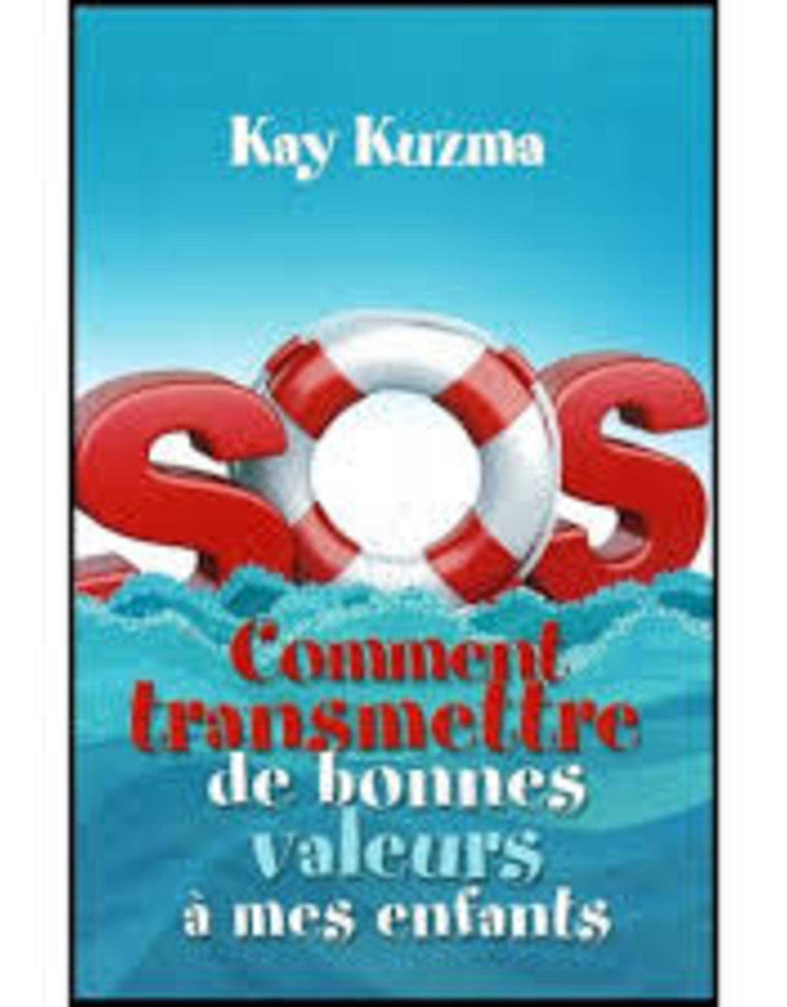 Kay Kuzma Comment transmettre de bonnes valeurs à mes enfants