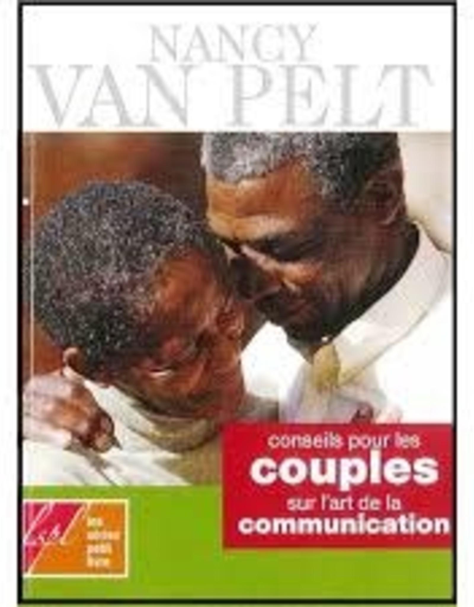Nancy Van Pelt Conseils pour les couples sur l'art de la communication