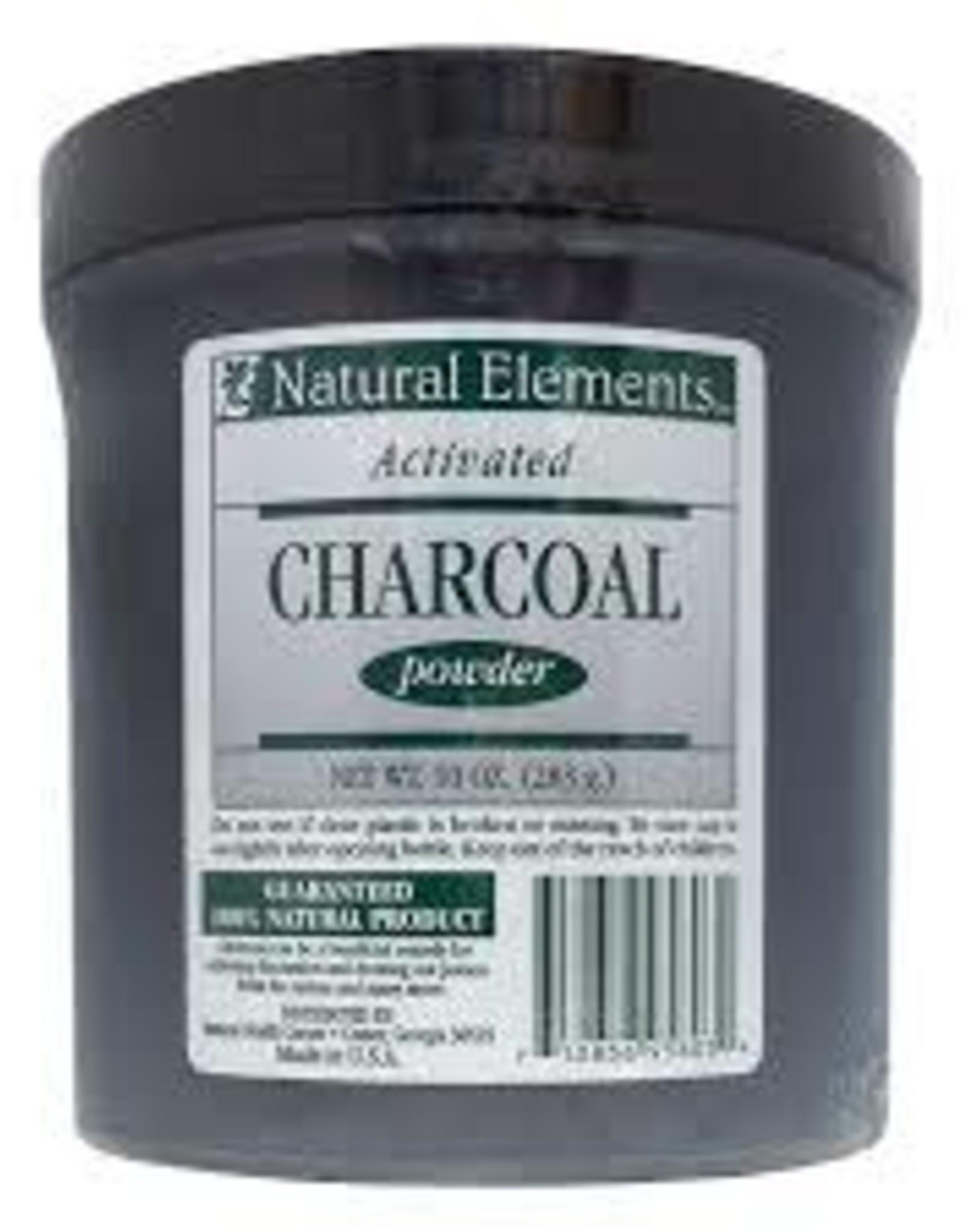 Natural Elements Charbon activé 10oz